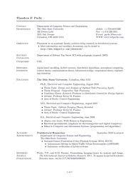 Computer Engineering Resume Sample by Resume Filmmaker Cv Sample Mechanical Engineering Resume Samples
