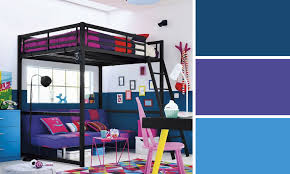 decoration chambre d ado couleur chambre ado