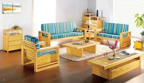 Furniture Set For Living Room by Lovable Wooden Living Room Furniture Sets Wooden Sofa Sets For