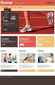 50 motivating sport wordpress themes web template customization