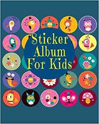 8 x 10 photo album books sticker album for kids blank sticker book 8 x 10 64 pages