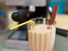 cafe latte how to make caffe latte freddo 14 steps with pictures wikihow