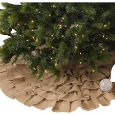 white velvet christmas tree skirt christmas lights decoration
