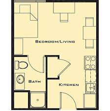 Studio Apartment Floor Plans Small Studio Apartment Floor Plans Home Future Students Current