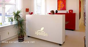 salon front desk furniture ct 135 modern salon front desk corianfurniture yiyang furniture