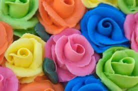 How To Make Cake Decorations How To Make Icing Roses For A Cake Lovetoknow
