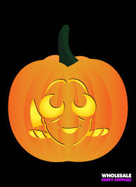 disney pumpkin stencils party ideas u0026 activities by wholesale
