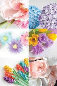 how to make tissue paper flowers four ways hey let u0027s make stuff