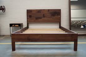 bedroom beautiful wood platform bed frame baxton studio
