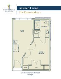 rochester mi senior living floor plans