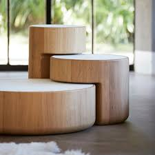levels coffee tables by peruse in the shop