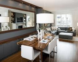 aménagement salon salle à manger cuisine aménagement salon salle à manger réussir la séparation des deux zones