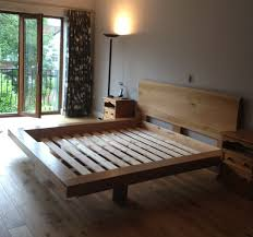 Platform Bed Uk Bespoke Handmade Platform Bed In Oak E1347997553504 Jpg 1224 1142