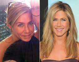 46 yr old celebrity hairstyles 20 celebrities who look completely different without makeup page