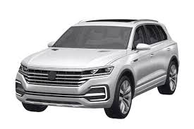volkswagen touareg 2017 black new volkswagen touareg to be unveiled later this year likely