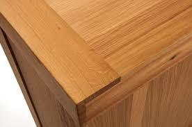 blonde oak square coffee table