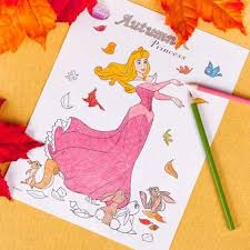princess aurora u0027s autumn coloring princess aurora princess