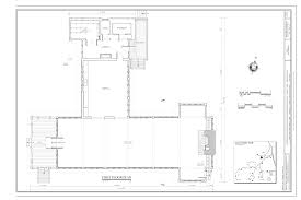 file first floor plan and location map chopawamsic recreational
