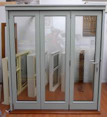Folding Exterior French Doors - exterior bifold doors picture of types of bifold doors and their