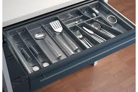 rangement couverts tiroir cuisine range couvert confort recoupable accessoires cuisines