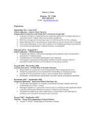 Claims Adjuster Meme - sweet idea claims adjuster resume sle insurance skills exles