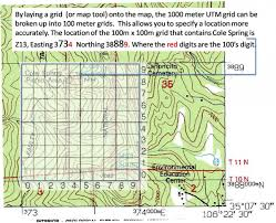 Utm Zone Map Land Navigation A Comprehensive Guide Rebuilding Civilization