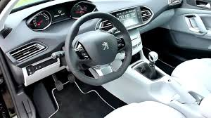 peugeot 308 interior 2013 all new peugeot 308 active interieur in detail youtube