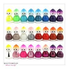 24 x nail polish varnish set a baby face 24 colours wholesale the