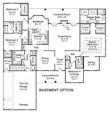 ranch with walkout basement floor plans house floor plans with walkout basement theelectricsoup