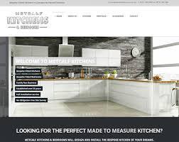 Kitchen Website Design Cheap Website Design Liverpool Magnum Opus Freephone 0800 193 2001