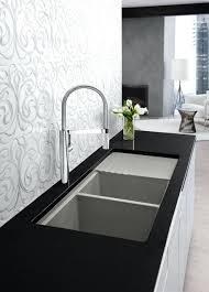 kitchen faucets delta modern kitchen faucets brass faucet houzz