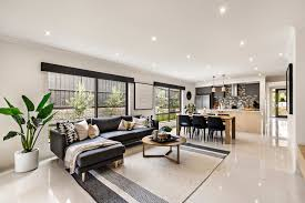 Large Scandinavian Family Room Design Ideas Renovations  Photos - Large family room design
