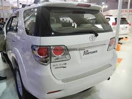 new model toyota fortuner 2012 india price list pictures