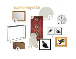 hallway inspiration mood board groundhog design