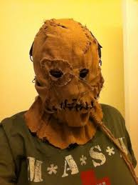 scarecrow mask scarecrow mask by blitzkriegexstacy on deviantart