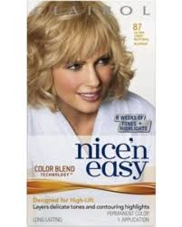 light caramel brown hair color on sale now 66 off clairol nice n easy with color blend hair