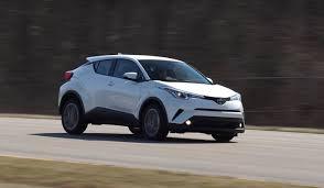 toyota c suv consumer reports reviews toyota c hr and kia niro autoevolution