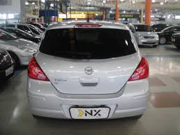 nissan tiida 1 8 s 16v gasolina 4p manual 2008 2008 nx motors