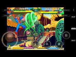 capcom apk marvel heroes vs capcom emulador apk classico