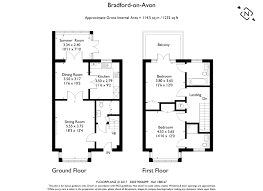 cottle avenue bradford on avon wiltshire ba15 2 bedroom