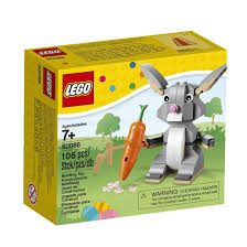halloween legos amazon com lego 40086 easter bunny toys u0026 games