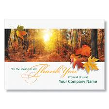 corporate thanksgiving message festival collections