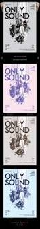 only sound poster psd templates template and font logo
