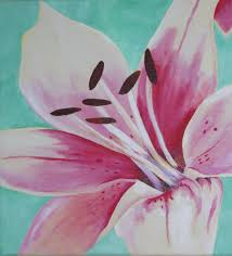 flower art flower paintings
