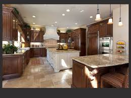 Kitchen Paint Colors With Dark Cabinets Kitchen Cabinet Cool Yellow Lamp Decor With Modern
