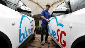 electric cars bluesg to reduce private cars singapore u0027s promoting electric car