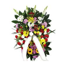cheap funeral homes affordable funeral wreath urgent delivery to cemeteries or