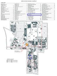 American University Campus Map Science In The Cinema Los Angeles