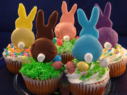 Simple Easter Cupcake Decorations by Decorating Cupcakes 118 Easter Bunnies With Yoyomax12 Youtube