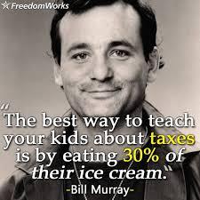 Bill Murray Memes - bill murray teaching kids about taxes jokes pinterest